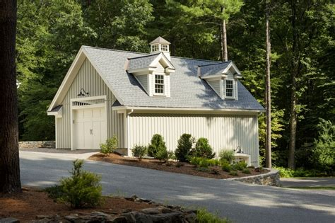 Garage On The Hill Carlisle Carriage House Platt Builders