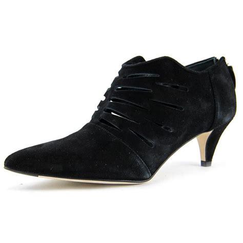 Heels Suede Black 2 aquatalia by marvin k zakena suede black heels heels pumps