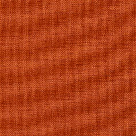 Santa Fe Home Decor dark orange solid textured indoor upholstery fabric by the