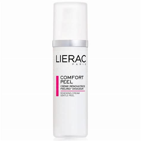 comfort pharmacy lierac comfort peel 40ml smile pharmacy