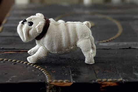 knitting pattern english bull terrier how to knit a jack russell terrier make