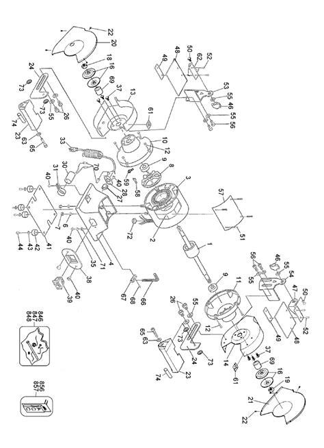 dewalt bench grinder parts buy dewalt dw758 8 inch heavy duty bench replacement tool parts dewalt dw758