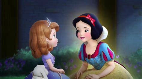 Plastisin Sofia And Snow White image snow white in sofia the 2 png disney wiki fandom powered by wikia