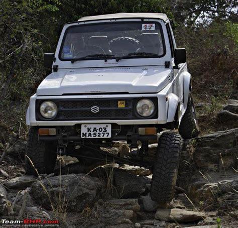 maruti suspension modification on steroids rear up front ruf suspension