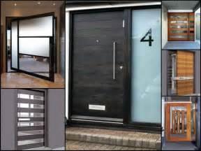 Contemporary Front Entrance Doors by Doors On Pinterest Modern Exterior Front Door Design