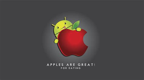 wallpaper apple unik dika berliand anonymous gambar eksklufis permusuhan