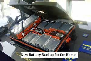 home battery backup new battery backup for the home the prepared page