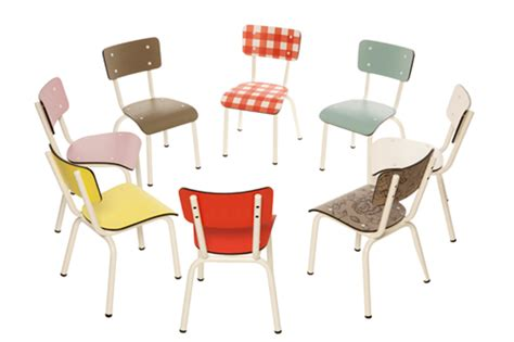 Children S School Chairs by Retro School Desks And Chairs For Study Space