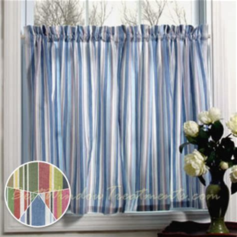 striped shower curtainmodern kitchen curtains kitchen