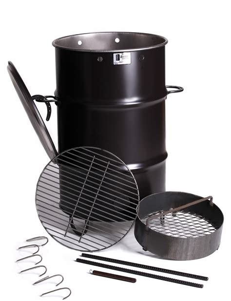 Pit Reviews Hrm Creative Bbq Pit Barrel Cooker Review