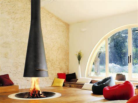 Central Fireplace Design by Central Telescopic Fireplace Filiofocus 2000 T 201 Lescopique