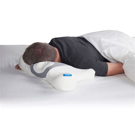 Pillows For Belly Sleepers by Sleep Apnea Pillow Bestsleepapneatreat