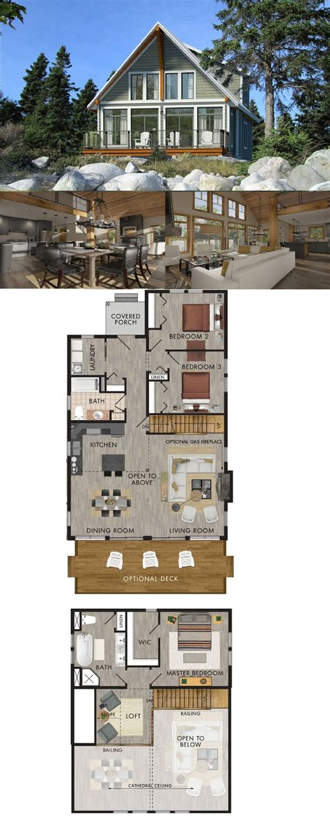 cottage floor plans 25 best ideas about cottage floor plans on