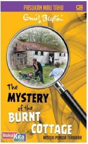 Pasukan Mau Tahu Enid Blyton Misteri Pencuri Siluman bukukita pasukan mau tahu misteri pondok terbakar