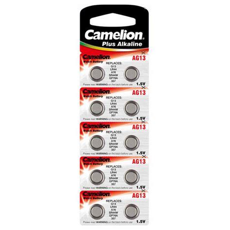 Pile Bouton Ag13 7426 by Pile Bouton Camelion Ag13 Lr44 G13 357 Sr44w A76