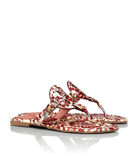burch miller sandals on sale burch miller printed sandal in madura allover d