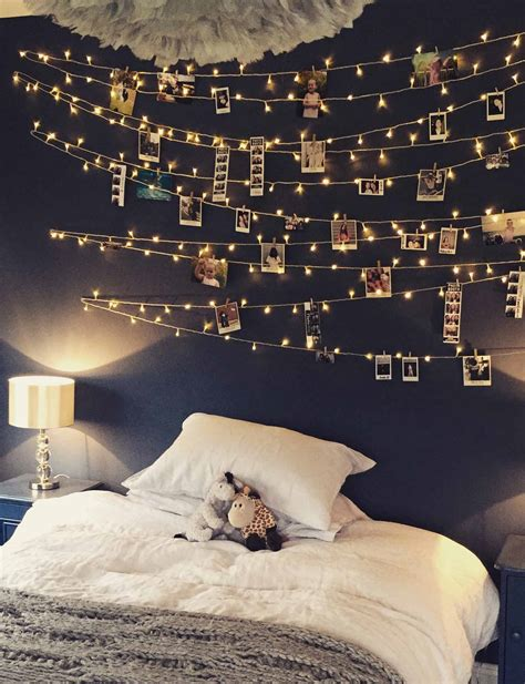 Bedroom Fairy Light Ideas Inspiration Lights4fun Co Uk