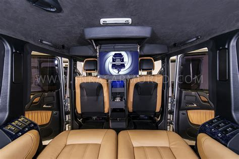 Mercedes Jeep Interior by Armored Mercedes G Class For Sale Inkas Armored Vehicles Bulletproof Cars Special