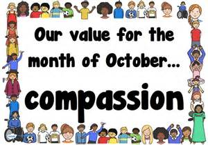 Value Of St Ce Primary School Christian Value Of The Month