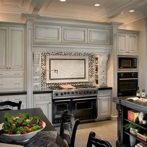 grey glazed kitchen cabinets grey glazed kitchen cabinets for the home pinterest