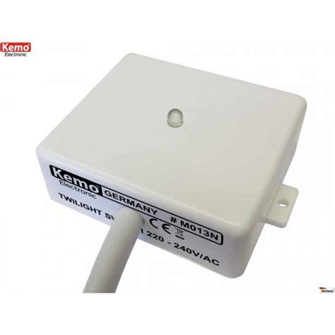 lade da esterno con crepuscolare e sensore di movimento interruttore sensore crepuscolare da esterno interno 230v