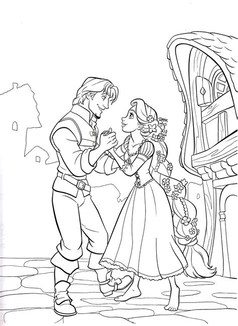 coloring pages tangled rapunzel coloring pages best coloring pages for kids