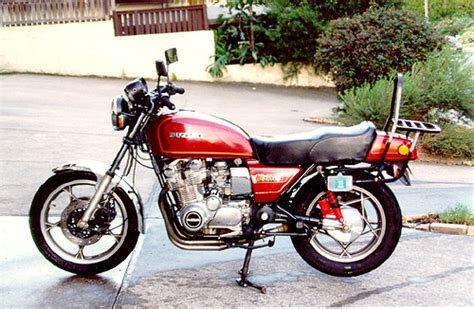 Suzuki Tax Suzuki Gs1000g Ride Number Three Tax Refund And