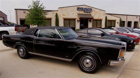 Gas Monkey Garage Lincoln by One Slick Lincoln Fast N Loud Discovery