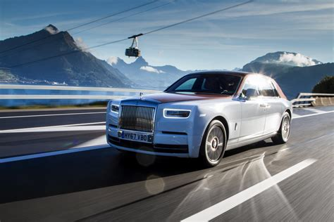 future rolls royce phantom rolls royce phantom will go electric in the future