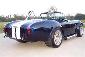 Replica Kits 1965 Cobra Replica Roadster
