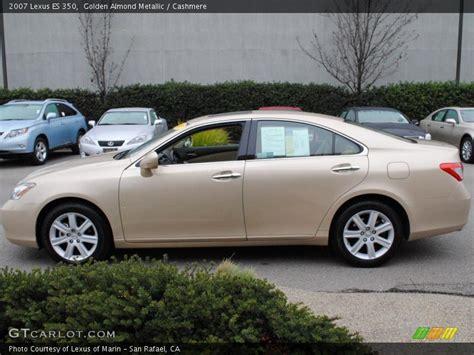 Lexus Es 350 In Golden Almond Metallic Gtcarlot | 2007 lexus es 350 in golden almond metallic photo no