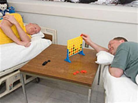 bed rest study nasa lying around