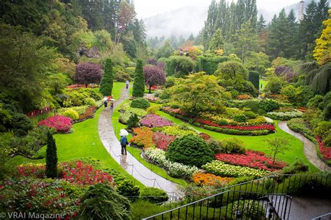 most beautiful garden the beauty of butchart gardens in victoria bc