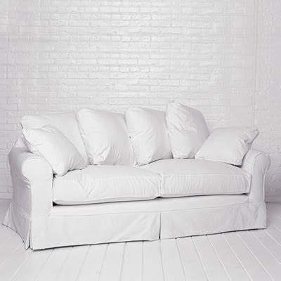 white comfy couch couch only pinning because it looks comfy definitely