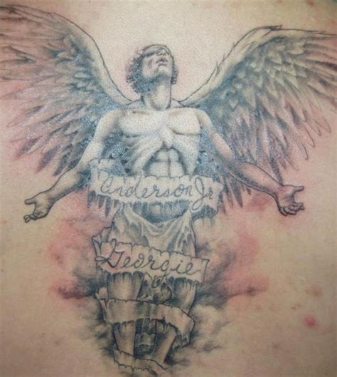 male angel tattoos designs 20 evergreen ideas for