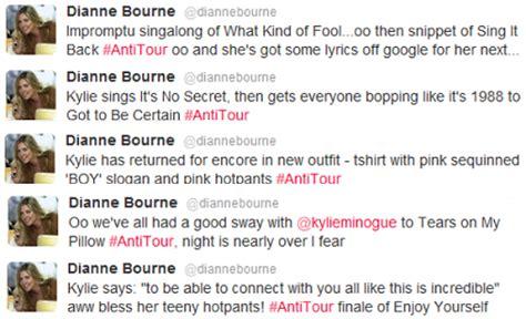 live learn shine on s anti tour hits uk