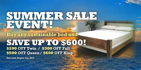 Healthy Choice Mattress by Sustainable Bed Specials Healthy Choice