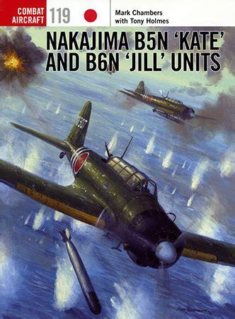 nakajima b5n kate and b6n jill units book review