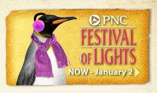 festival of lights cincinnati zoo coupons pnc festival of lights 1 2 price admission
