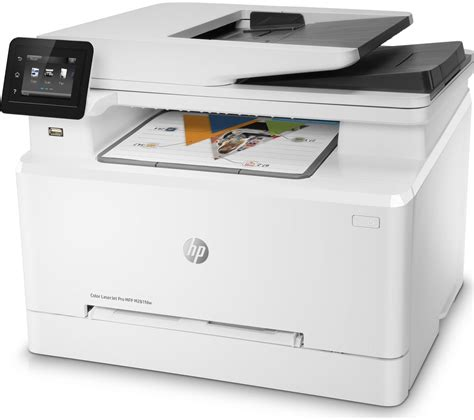 Printer Laserjet Wifi buy hp laserjet pro mfp m281fdw all in one wireless laser printer with fax free delivery currys