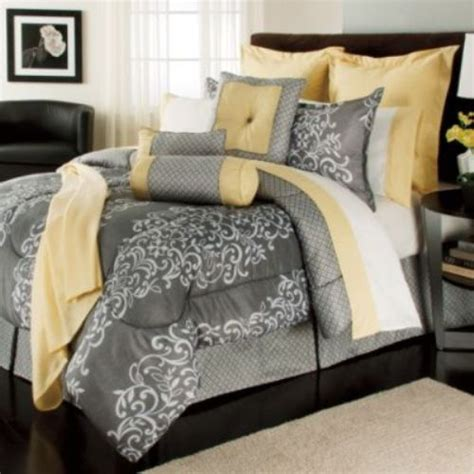 great comforter sets the great find 16 comforter set nero shop your way