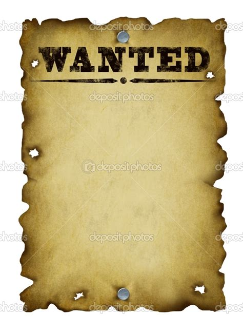 western wanted poster coloring pages