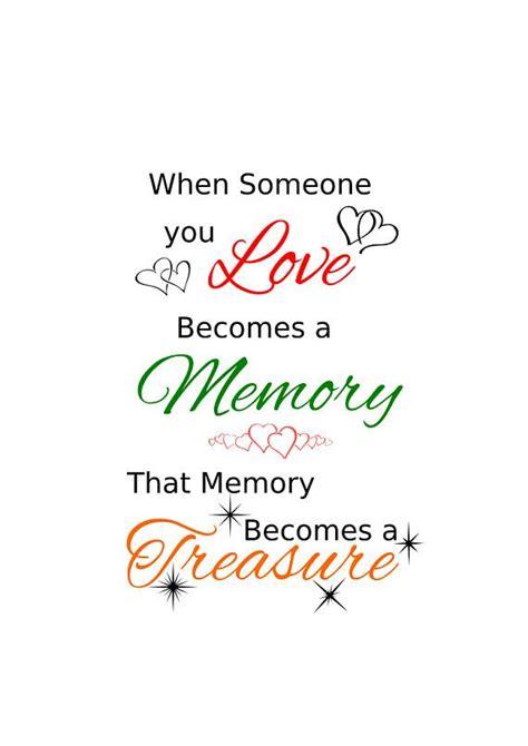 love   memory  memory