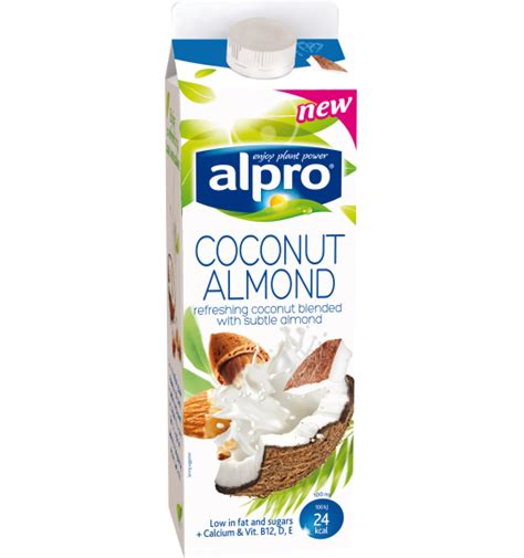 Original Source Almond And Coconut Shoo by Alpro Alpro Coconut Almond Drink Original Fresh