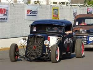 rat rod tow truck wallpaper 4608x3456 391090 wallpaperup