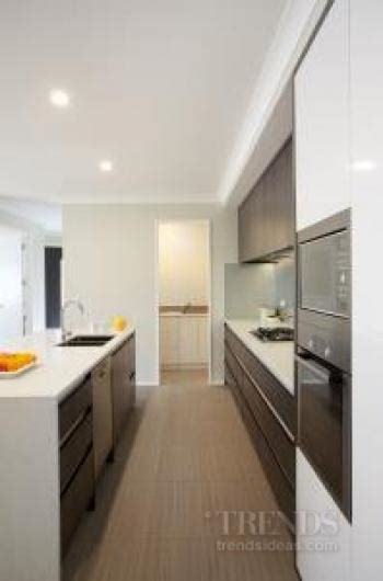several ideas you can apply to new kitchen modern kitchens new kitchen with dark timber veneer and white gloss lacquer