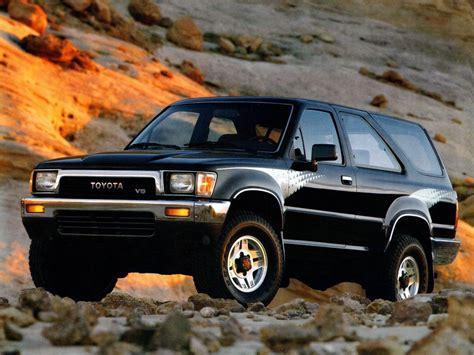Toyota 4runner 92 Toyota 4runner 3 Door 1989 92