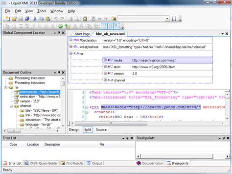 xml attribute pattern xml navigation aids