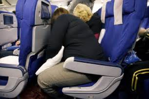 Airline Seat Recline Stopper by Senate Refuses To Stop Airlines From Shrinking Seat Sizes