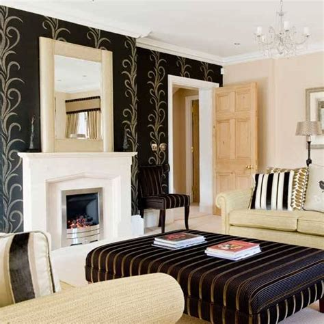 black gold living room 21 black wall living room ideas ultimate home ideas